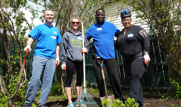 Day of caring pic20170511_105911